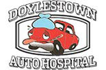 DOYLESTOWN AUTO HOSPITAL logo