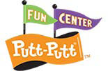 PUTT PUTT GOLF & GAMES logo