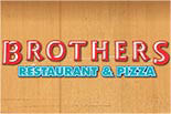 BROTHER'S RESTAURANT & PIZZA logo