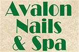 AVALON NAILS logo