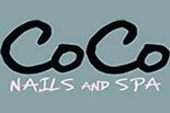 CO CO NAILS & SPA logo