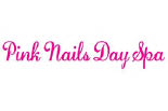 PINK NAILS DAY SPA logo