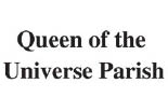 QUEEN OF THE UNIVERSAL - PARISH logo