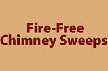 FIRE-FREE CHIMNEY SWEEPS INC logo