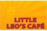LITTLE LEO'S CAFE logo