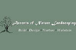 ACCENTS OF NATURE LANDSCAPING logo
