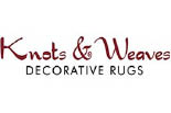 KNOTS & WEAVES DECORATIVE RUGS logo