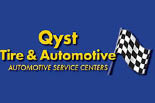 QYST TIRE & AUTOMOTIVE SERVICE CENTERS logo