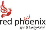 RED PHOENIX SPA & BODYWORKS logo