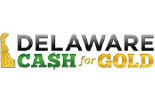 DELAWARE CASH FOR GOLD logo