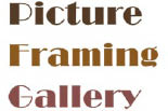 Picture Framing Gallery logo
