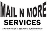 MAIL N MORE SERVICES logo