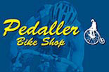PEDALLER BIKE SHOP logo