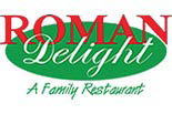 ROMAN DELIGHT OF FOUNTAINVILLE logo