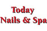 TODAY'S NAIL & SPA logo