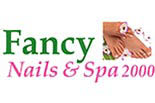 FANCY NAILS & SPA 2000 logo