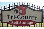 TRI COUNTY SELF STORAGE logo