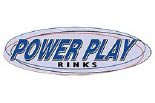 POWER PLAY RINKS logo