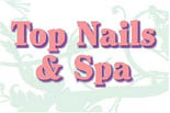TOP NAIL SPA logo