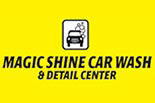 MAGIC SHINE CAR WASH logo