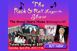 THE ROCK & ROLL LEGENDS SHOW logo