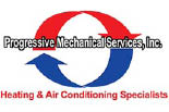 PROGRESSIVE MECHANICAL SERVICE, INC. logo