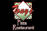 TONY'S PIZZA RESTAURANT logo