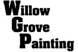 WILLOW GROVE PAINTING logo