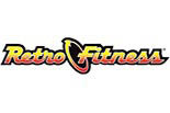 RETRO FITNESS/FAIRLESS HILLS logo