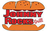 JOHNNY ROCKS GRILL logo