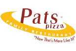 PAT'S PIZZA FAMILY RESTAURANT logo