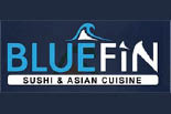 BLUE FIN SUSHI & ASIAN CUISINE logo