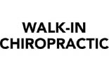 WALK-IN CHIROPRACTIC logo