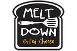 MELT DOWN GRILLED CHEESE logo