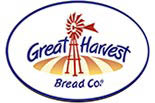 THE GREAT HARVEST BREAD COMPANY logo