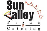 SUN VALLEY PIZZA & CATERING logo