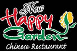 NEW HAPPY GARDEN CHINESE RESTAURANT logo