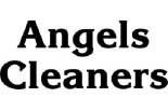 ANGELS CLEANERS logo