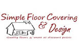 SIMPLE FLOOR COVERING & DESIGN logo