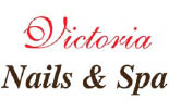 VICTORIA NAILS & SPA logo