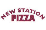 NEW STATION PIZZA logo