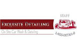 EXQUISITE AUTO DETAIL logo