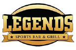 LEGENDS SPORTS BAR logo
