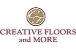 CREATIVE FLOORS AND MORE logo