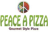 PEACE A PIZZA logo