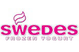 SWEDES FROZEN YOGURT logo