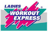 LADIES WORKOUT EXPRESS logo