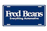 FRED BEANS DODGE CHRYSLER JEEP logo