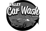 VALLEY CAR WASH logo