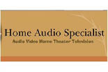 HOME AUDIO SPECIALIST logo